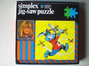 Simplex 6631 - Bobo met vliegtuigen 1