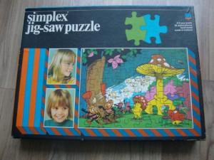 Simplex 6632 - Froets bij de paddestoel 1