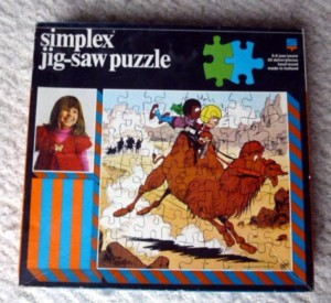 Simplex 6633 SS op kameel 1
