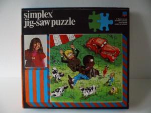 Simplex 6633 - Sjors en Sjimmie aan parachute 1