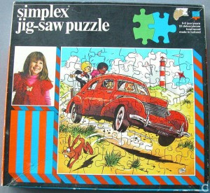 Simplex 6633 - Sjors en Sjimmie op Cord 1
