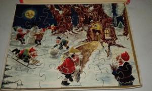 Simplex 6xx-E-42 - Janes - Kabouters in de sneeuw 2