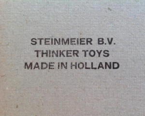 Thinker Toys 2142 - Klein duimpje 3