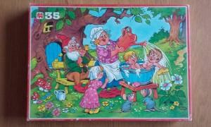Jumbo Puzzel 1074A Carol Voges 1