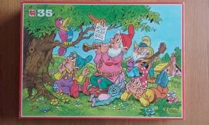Jumbo Puzzel 1074B Carol Voges 1