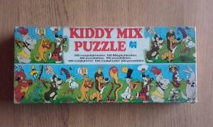 Jumbo Puzzel 1091 Jan van der Voo 1