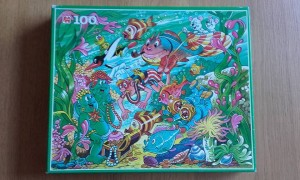 Jumbo Puzzel 1284A Carol Voges 1