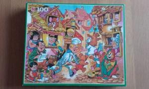 Jumbo Puzzel 1284B Carol Voges 1