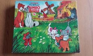 Jumbo Puzzel 1312 WD Aristokatten 1